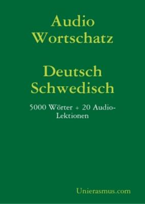 Product picture Audio Wortschatz Deutsch - Schwedisch