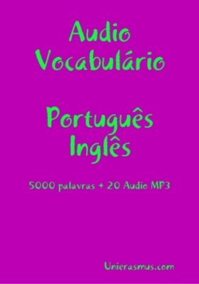 Product picture Áudio Vocabulário: Portugués - Inglés