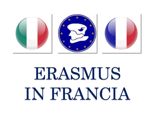 Product picture Erasmus in Francia. Mp3 + pdf